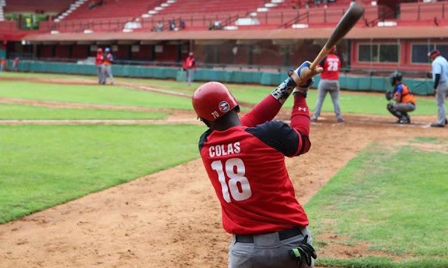 Oscar Luis Colás es uno de los nombres con mayor peso en la lista de los mejores prospectos de la pelota cubana actual