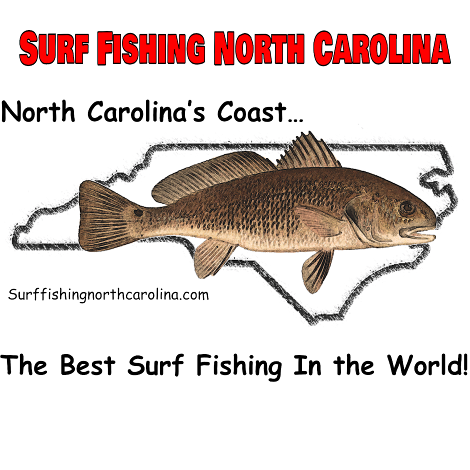 Surf Fishing North Carolina