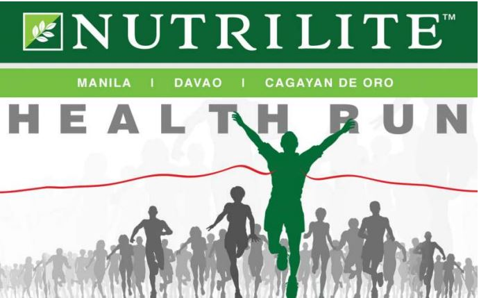 Nutrilite Health Run 2017