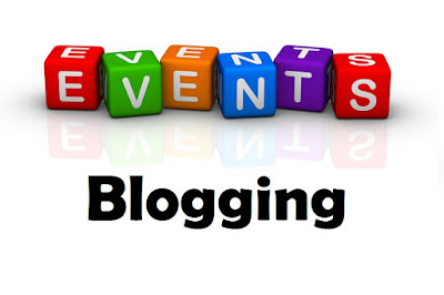 events blogging