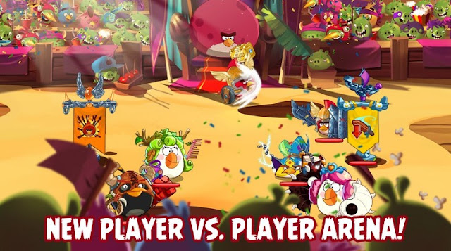 Angry Birds Epic RPG Mod Apk+data