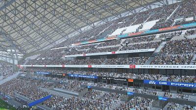 PES 2019 Stadium Stade Vélodrome by Gavi83