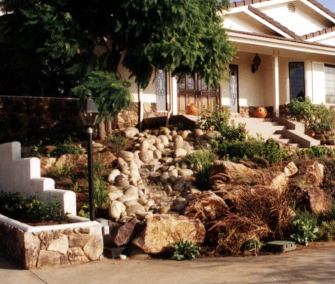Pondless Waterfall Authority