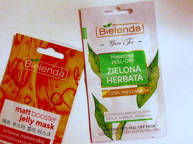 Bielenda, Zielona Herbata - Maseczka PEEL-OFF
