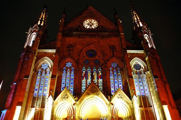 Templo de San Esteban (Mulhouse, Francia)