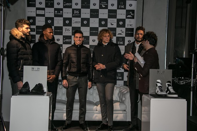 Milano, Man Fashion Week 2017: grande successo per l'evento all'Hyper Room