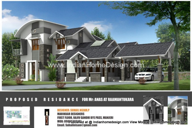 Home Specification