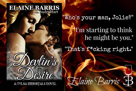 New Release - Devlin's Desire by Elaine Barris #Review #NewRelease