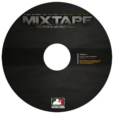 Ligas Mayores Del Hip Hop - XXX Por El Morbo Vol. 1 (Mixtape)