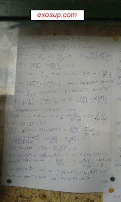 exam final thermodynamique 1 smpc s1 fs rabat 2014-15