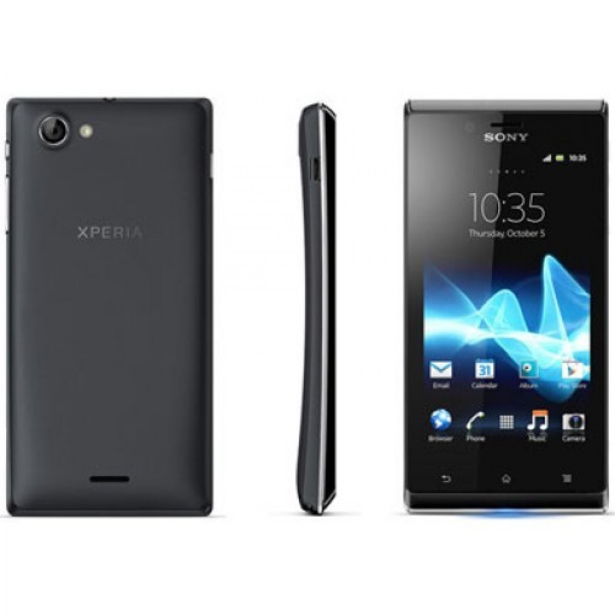 All Phone Software: Sony Xperia J ST26i Stock Rom/Official Firmware