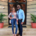 Lovely photos of Banky W and his wife, Adesua