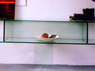 foto de colagem uv aparador de vidro