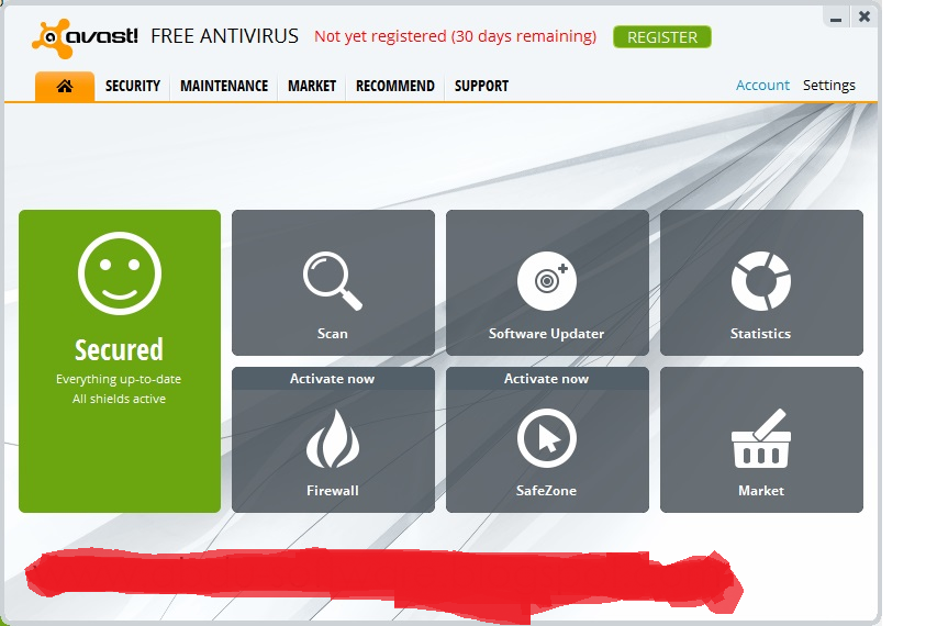 Best free antivirus for pc in 2013.