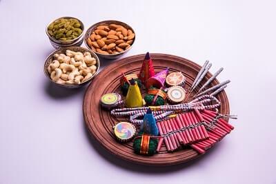 Happy Diwali Crackers Status