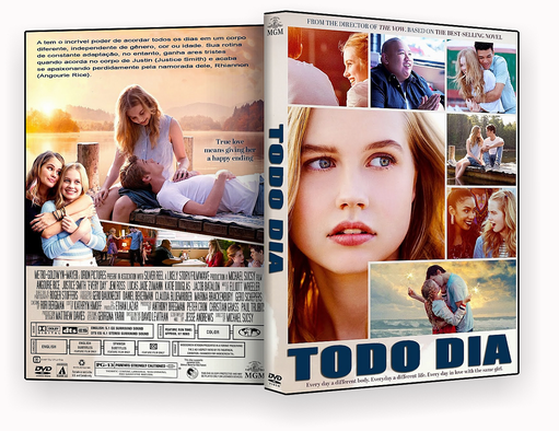 CAPA DVD – TODO DIA DVD-R 2018