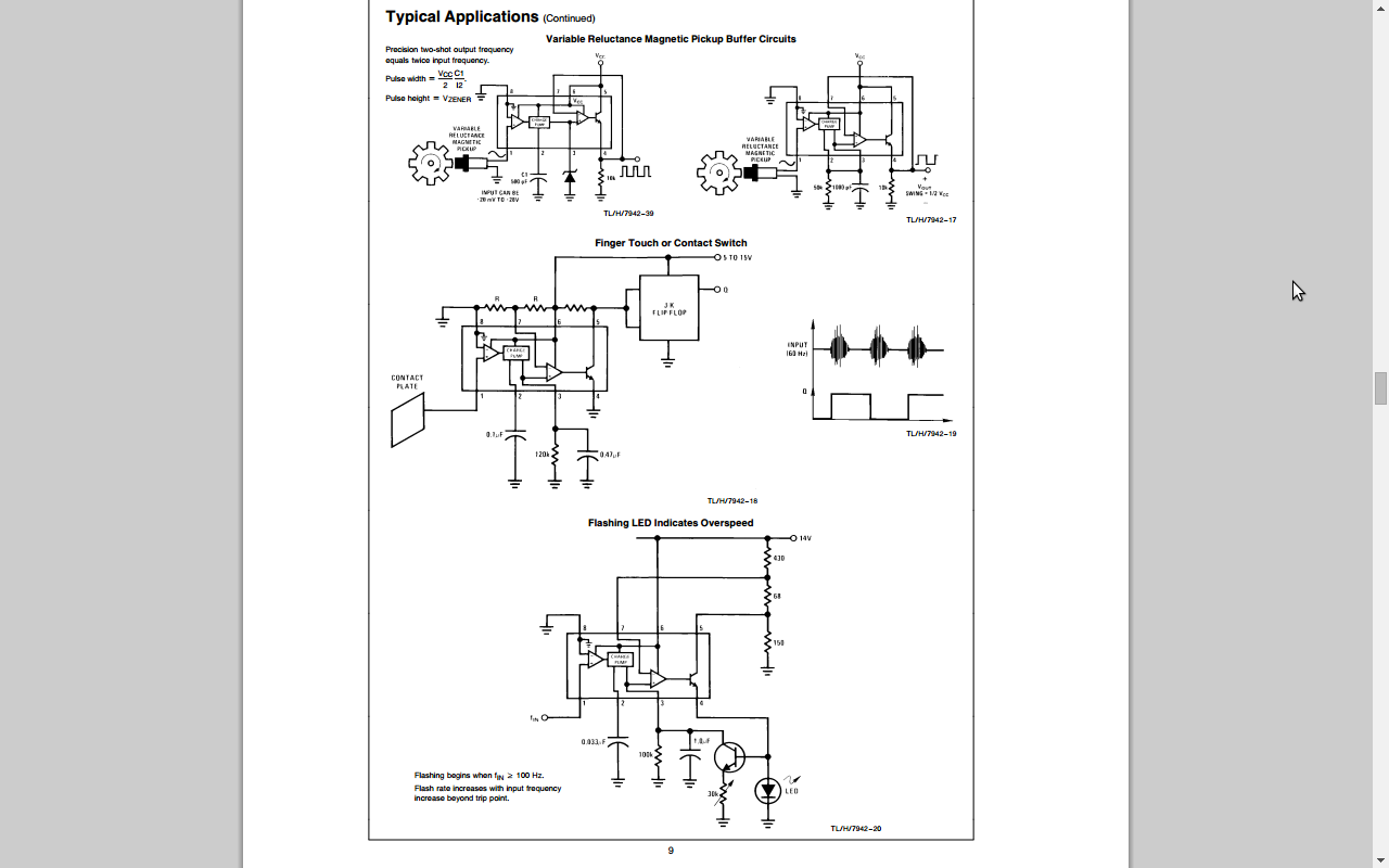John Electromecanic Positive And Negative Voltage Converter Circuit Diagram Tradeofic Frequency To