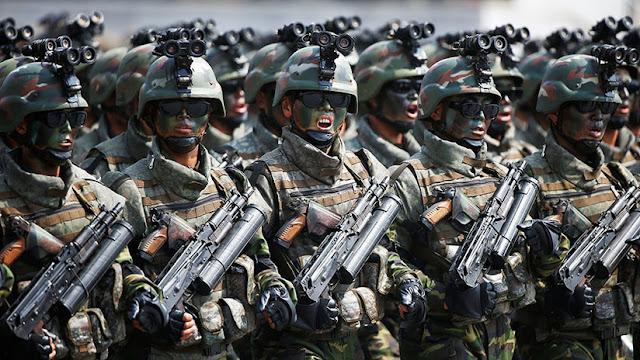 """Pionyang: EE.UU. y Japón """"llevan el furioso viento de la guerra a la península coreana"""""""