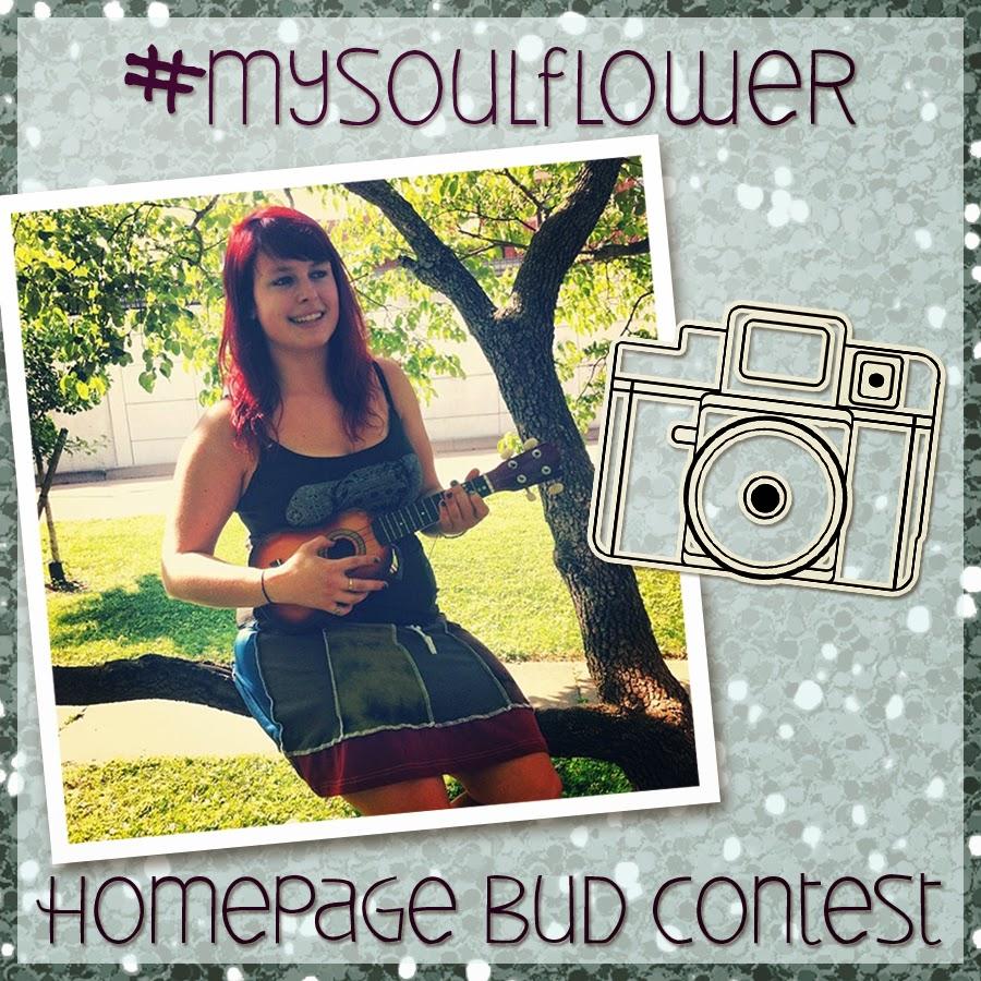 instagram homepage bud 2 - #mysoulflower contest