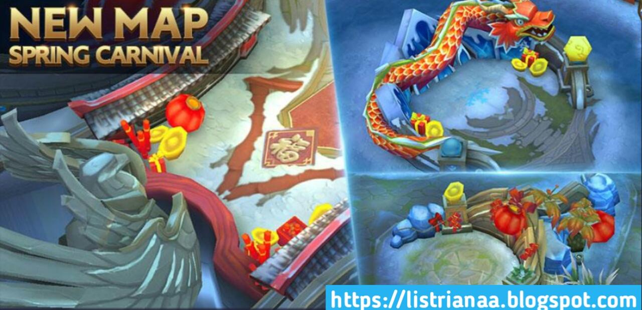 Map Baru Spring Carnival Mobile Legends 5
