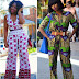 Photos of Beautiful Ankara Jump Suits for Partying Women and Girls