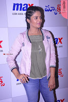Sri Mukhi in Denim and Jacket at Max Summer Collection Launch  Exclusive 031.JPG