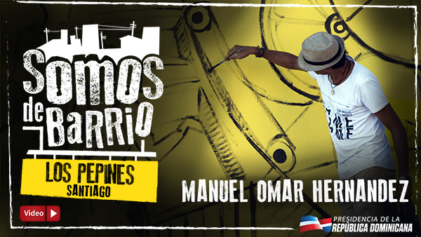 VIDEO: Los Pepines, Santiago. Manuel Omar Hernández