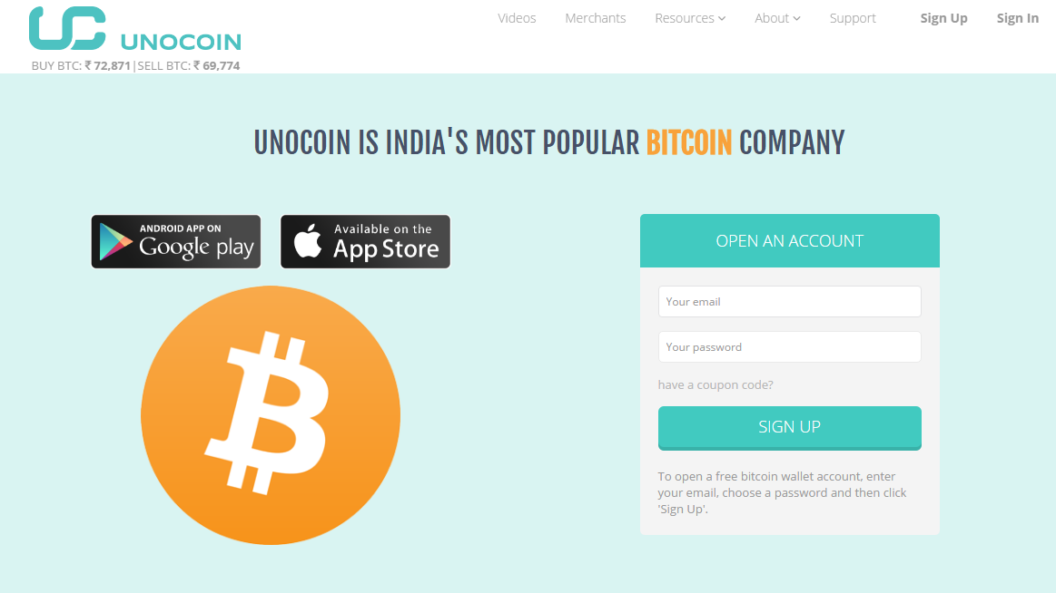 How to get and verify unocoin account bitcoins india faltu post how to get and verify unocoin account bitcoins india ccuart Gallery