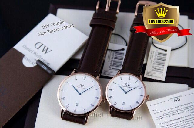 Đồng hồ dây da DW Đ032500