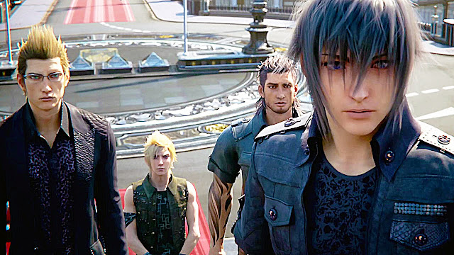 Se confirma el retraso de Final Fantasy XV 1