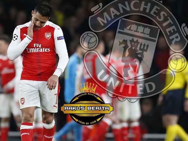 Bolt 'Tinggalkan Arsenal Dan Gabung Dengan MU Sanchez !'