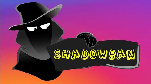 Shadowban pune publicações no Instagram