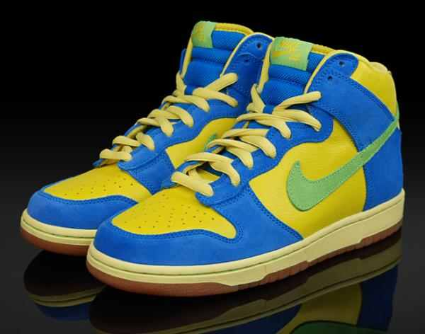 242da98f922d ... coupon for wale performs in the marge simpson nike sb dunks 61f6d f4f12