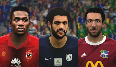 PES 2016 New Patch 2017-2018