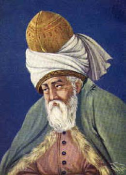 Kumpulan Kata Mutiara Jalaluddin Rumi