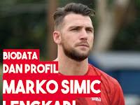 Biodata dan Perjalanan Karir Marko Simic
