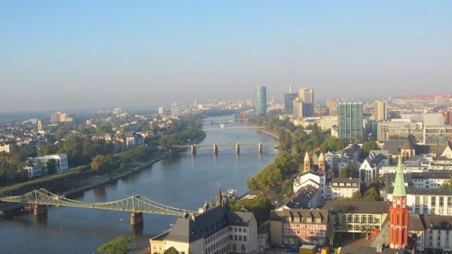 Passeios em Frankfurt