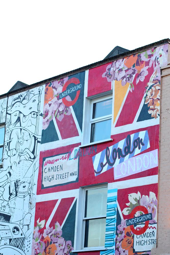 Camden High Street - London fashion blog