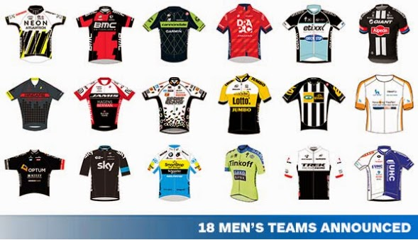 2015 ATOC mens team jerseys