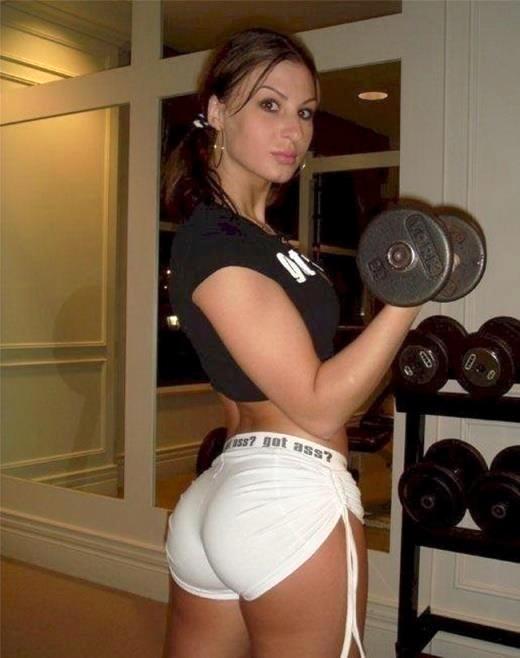 Theme, will Hot ass girls fitness