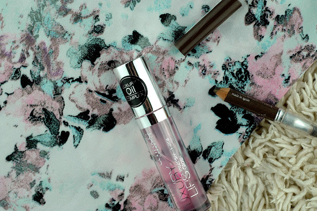 Favoriten - Catrice Luxury Lips Öl Gloss und essence Kajal Stifte