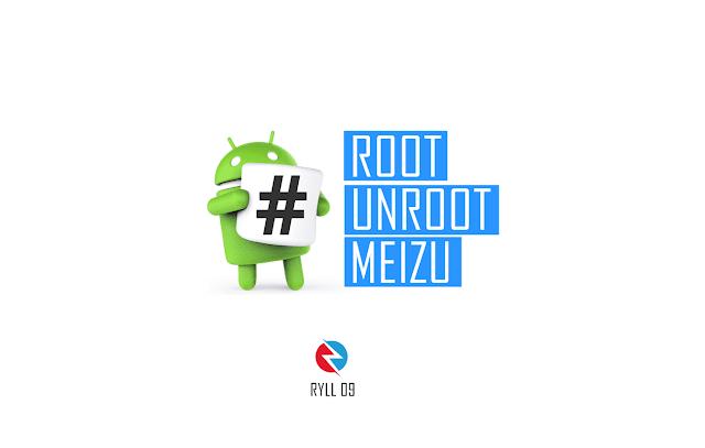 Cara Root dan Unroot All Meizu