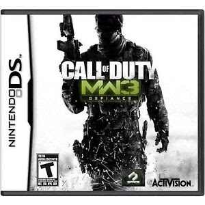 Call of Duty: Modern Warfare 3 - Defiance, NDS, Español, Mega, Mediafire