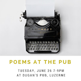 Poems at the Pub