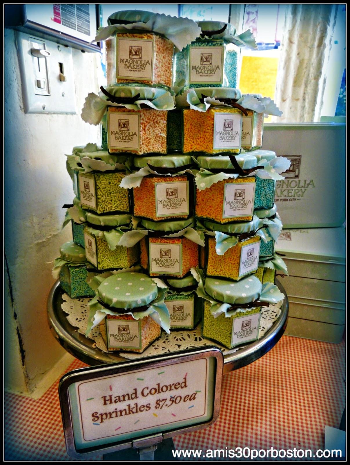 Segunda Visita a Nueva York: Cup Cakes en el West Village
