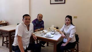 Sofian Tjandra Bersama Calon Walikota Singkawang