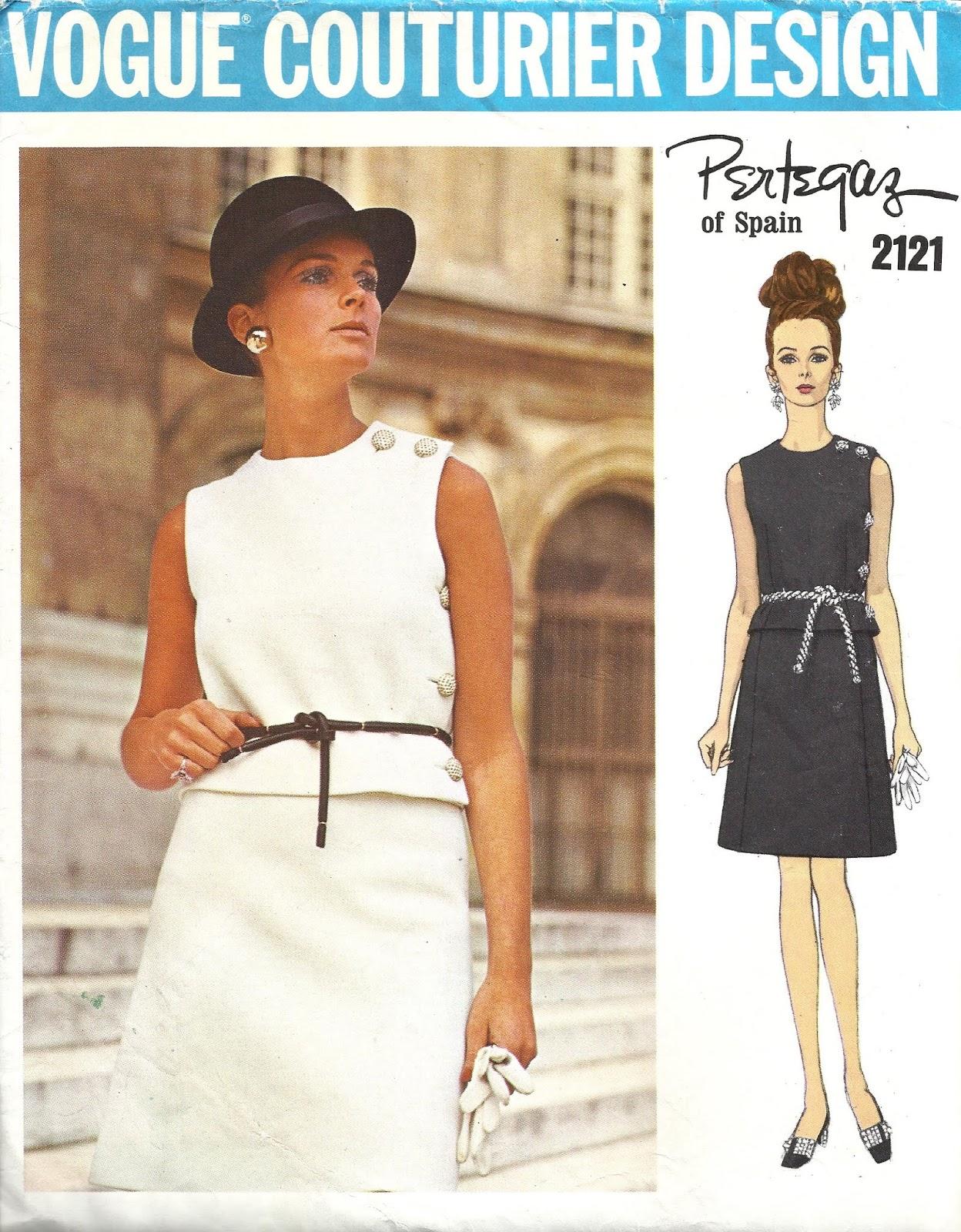 Vogue Patterns Botones