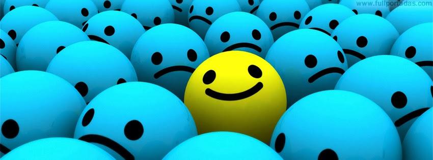 Resultado de imagen para caras felices y una triste