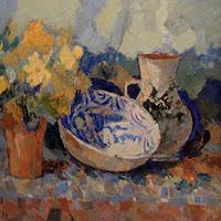 Joan Mas pintura arte flores bodegón