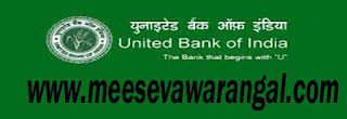 UBI (United Bank of India) Recruitment Notification